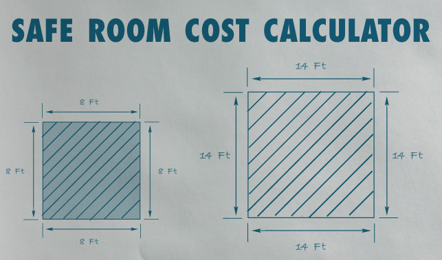 High winds safe rooms for Home build cost calculator